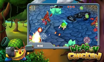 Screenshot of Weapon Chicken