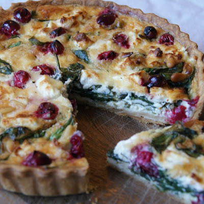 Day 7 – Christmas Quiche