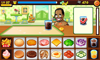 Screenshot of Star Chef