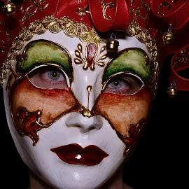 Venice by Helge Brede - News & Events Entertainment ( carneval, venice, mask,  )