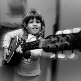 Rock on by Vedran Bozicevic - Babies & Children Child Portraits (  )