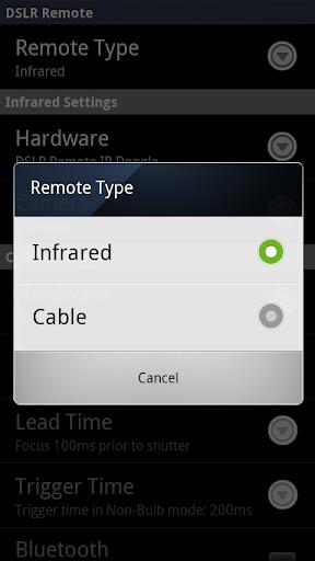 DSLR Remote Plus (Donate) - screenshot
