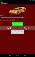 Screenshot of RC Bluetooth Remote Control