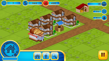 Screenshot of Farm Fence: Country City