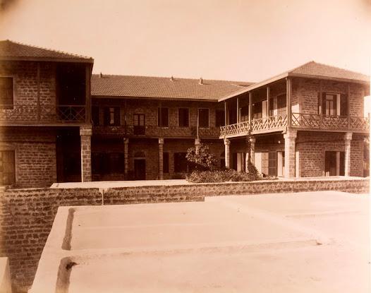 The British Hospital in Jaffa