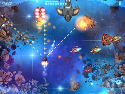 M.A.C.E. Space Shooter apk screenshot