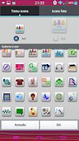 Screenshot of Colorful Theme LGHome LG G2