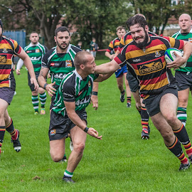 by Eddie Leach - Sports & Fitness Rugby