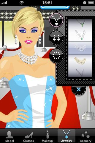 Dress Up: Red Carpet|玩休閒App免費|玩APPs