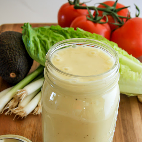Perfect Caesar Dressing