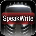 SpeakWrite Recorder icon