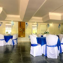 Festa de 80 Anos by Artedidene by Aldemir Vieira - Buildings & Architecture Other Interior ( edidene, artedidene, violão, festa, 80 anos, eventos )