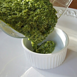 Basil Walnut Pesto Sauce Recipes