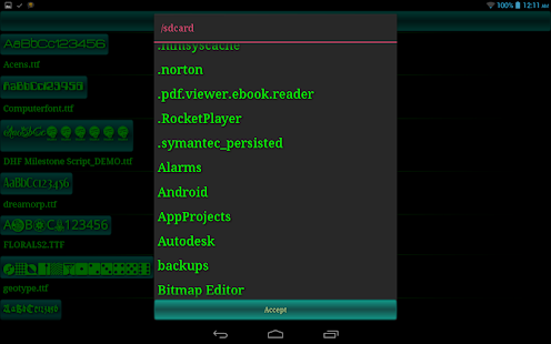 how to add apk file to phone