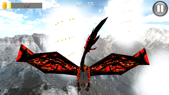 How To Ride A Dragon 3D - screenshot