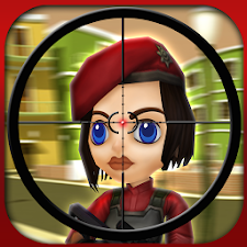 Sniper Shooter 3D - Toon City
