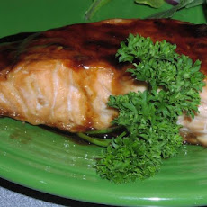 Karen's Kid Friendly Salmon
