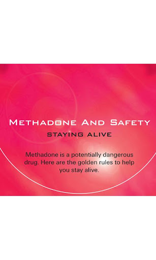 Methadone and Safety