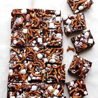 Marshmallow Pretzel Recipes