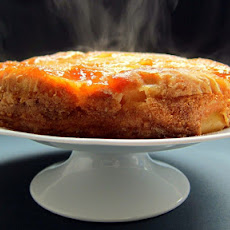 Pressure Cooked Apple and Ricotta Cake