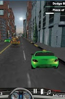Screenshot of 3D Furious Driver