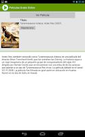 Screenshot of Free Spanish Movies Online