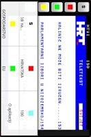 Screenshot of HRT Teletext