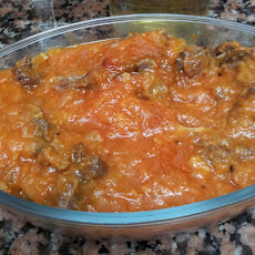 Oxtail in a White Wine and Tomato Sauce