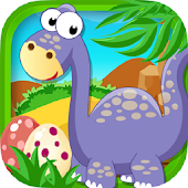 Baby Game : Dinosaur ABC Learn APK Descargar