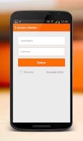 Screenshot of Bankinter Móvil