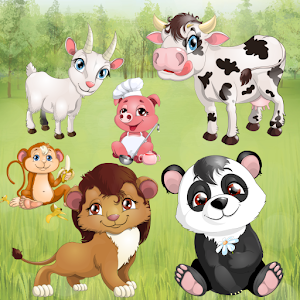 Animals for Toddlers and Kids!