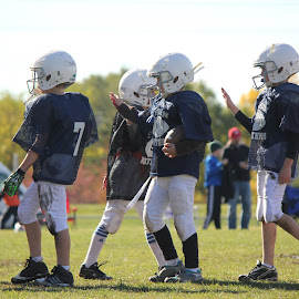 by Dawn Price - Sports & Fitness American and Canadian football