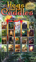 Screenshot of Hidden Object - Hugs & Cuddles
