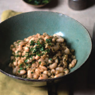 White Bean and Barley Risotto