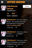 Screenshot of Offer Nissim