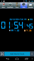 Screenshot of Alarm&StopWatch&Timer&Clock