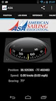 Screenshot of American Sailing Association