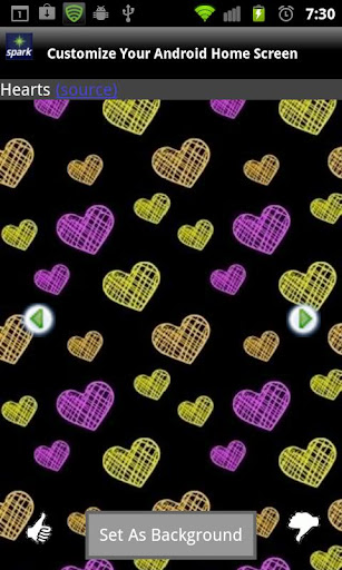 Heart Love Backgrounds