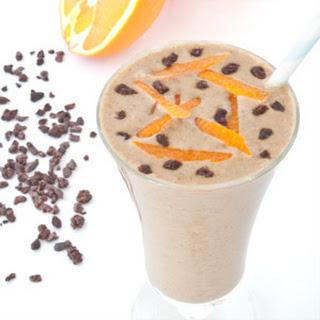 Chocolate Orange Smoothie Recipes