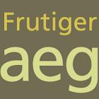 Frutiger FlipFont icon