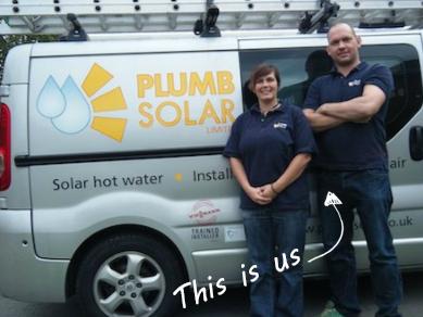 Plumb solar team
