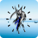 Grim Reaper Clock Widget icon