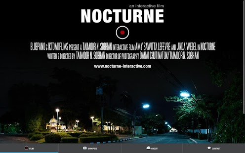 NOCTURNE - screenshot