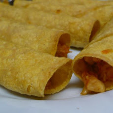 Hg's Exploding Chicken Taquitos - Ww Points = 4