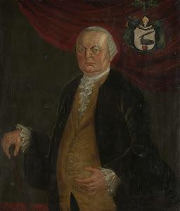 RIJKS: attributed to Franciscus Josephus Fricot: painting 1777