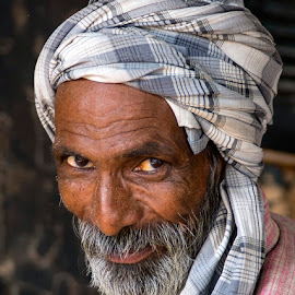 Made good for the day... by Rakesh Syal - People Portraits of Men (  )