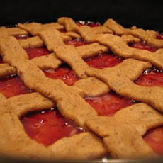 Old Fashioned Linzer Torte