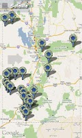 Screenshot of Moto mApps Utah