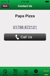 Papa Pizza - screenshot
