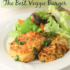 The Best Veggie Burger